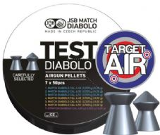 JSB Match Diabolo Test Middle Weight - .177